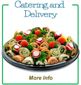 700 South Catering and Delivery Information