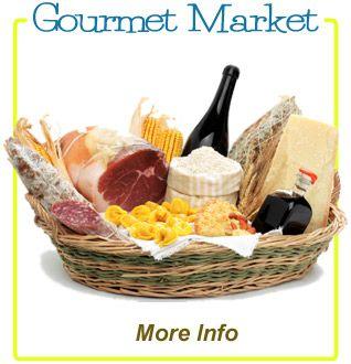 Gourmet Market Information