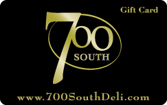 700 South Gift Card