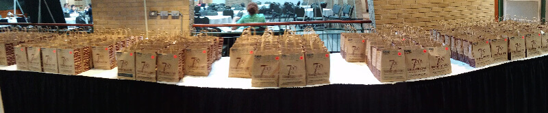 Bag Lunch Catering at University of Baltimore