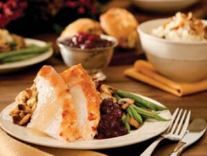 Holiday Catering - Turkey Dinner Feast