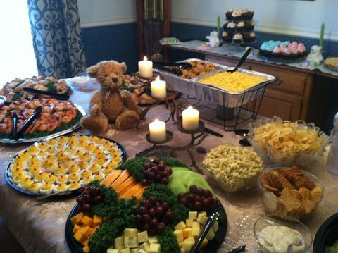 Catered Baby Shower 700 South Deli Catering 700 South Deli