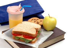 Kids School Lunch