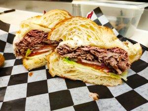 The New Yorker Sandwich