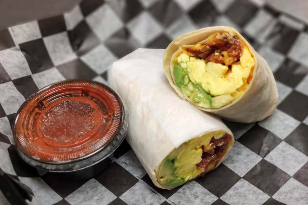Breakfast Burrito Catering